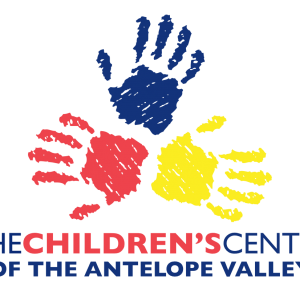 The Children's Center of the Antelope Valley logo, colored