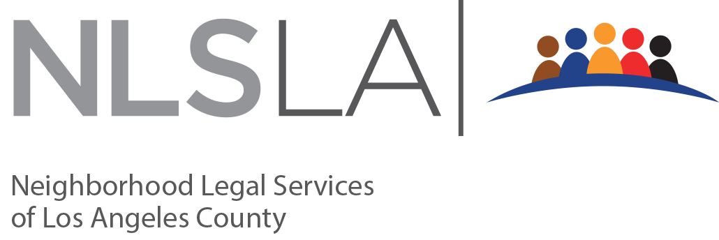 Neighborhood Legal Services of Los Angeles County logo
